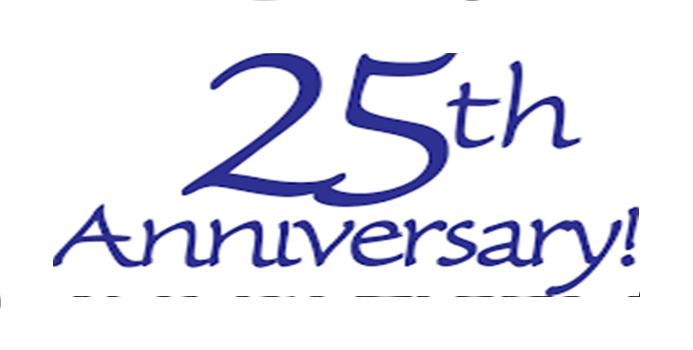 During August, WLVB-FM is celebrating our 25th Anniversary