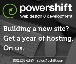 Power Shift - Vermont Web Design, Web Development and Web Hosting